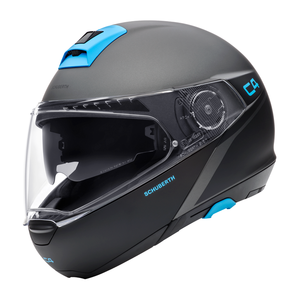 Schuberth C4 systeemhelm Spark Grey