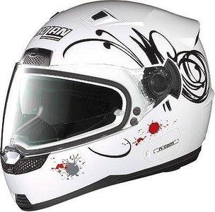 Nolan N85 Scratch N-com integraal helm