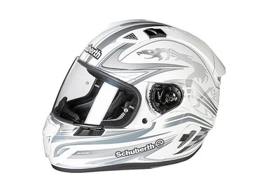 Schuberth SR1 Racing Line sportieve integraal helm