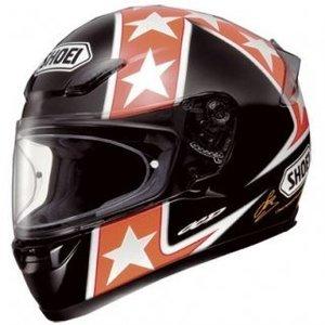 Shoei XR-1000 Charpentier 2 TC-8 integraal helm