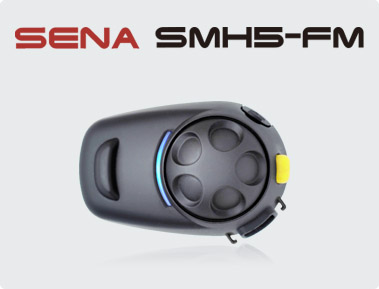 Sena SMH5-FM Buetooth communicatie systeem (duo)