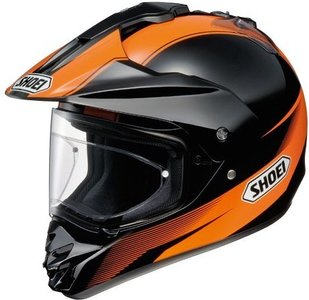 Shoei Hornet Sonora TC-8 off-road helm